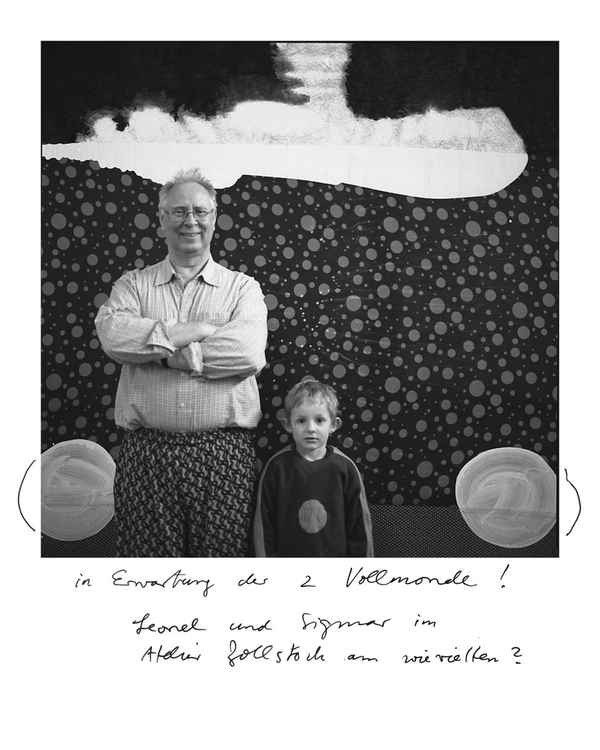 SIGMAR POLKE AND LIONEL