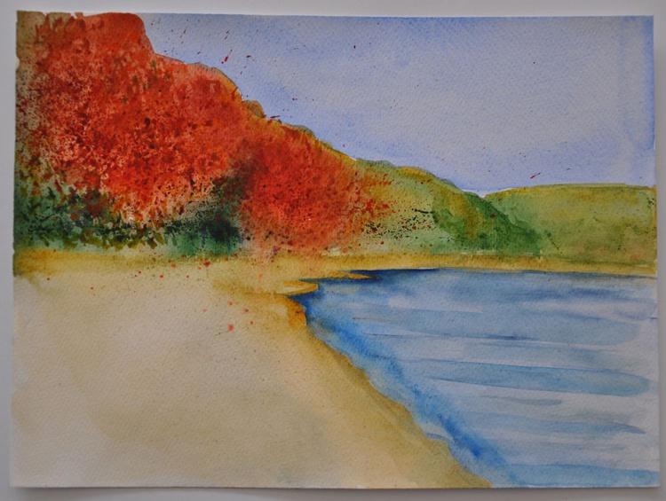 Autumn time on the Baltic sea coast - Image 0