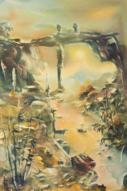 Fantasy landscape - Image 0