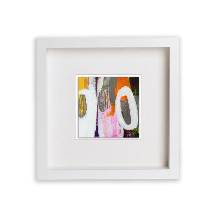 mini abstract #23 - Image 0