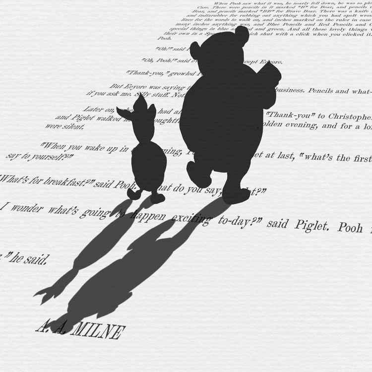 'We Say Good-Bye' (Monoprint)