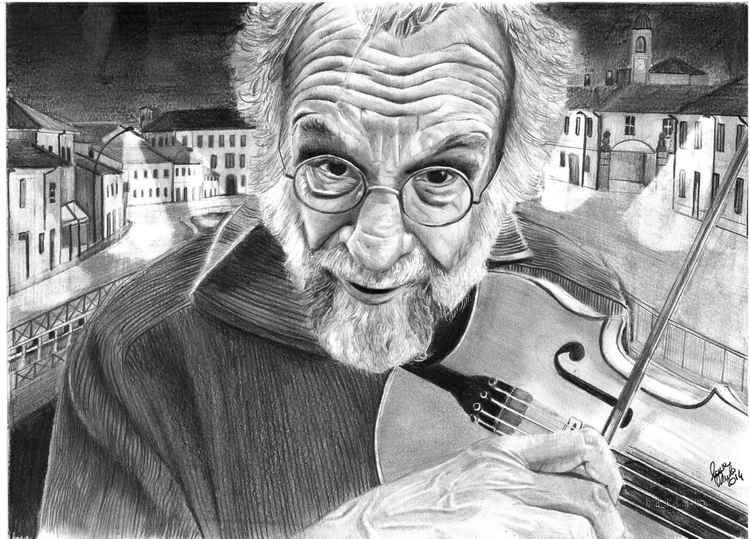 """""""il violinista dei navigli"""""""