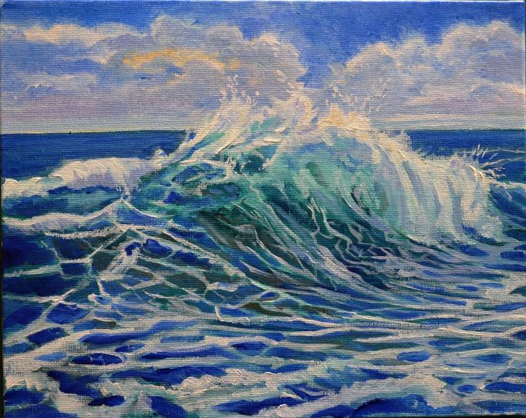 Breaking wave 2 - Image 0