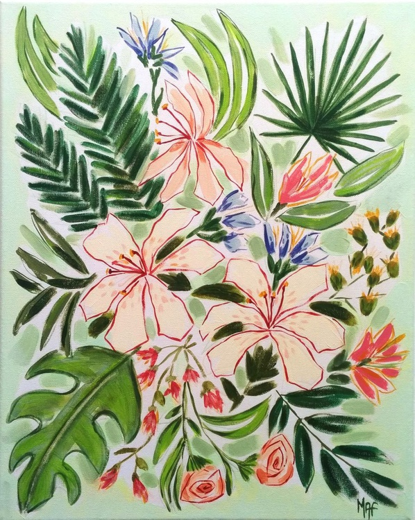Flowers from Benissa - Image 0