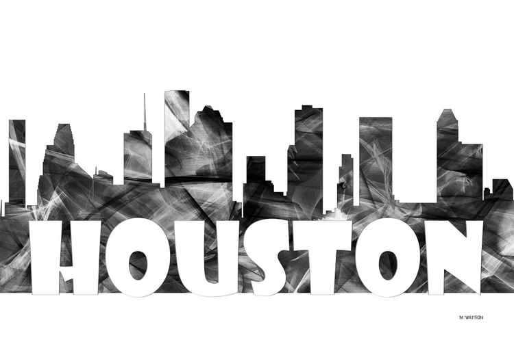 Houston Skyline BG2