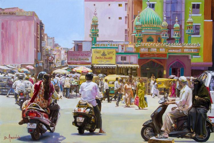 City Market in Bangalore - Image 0