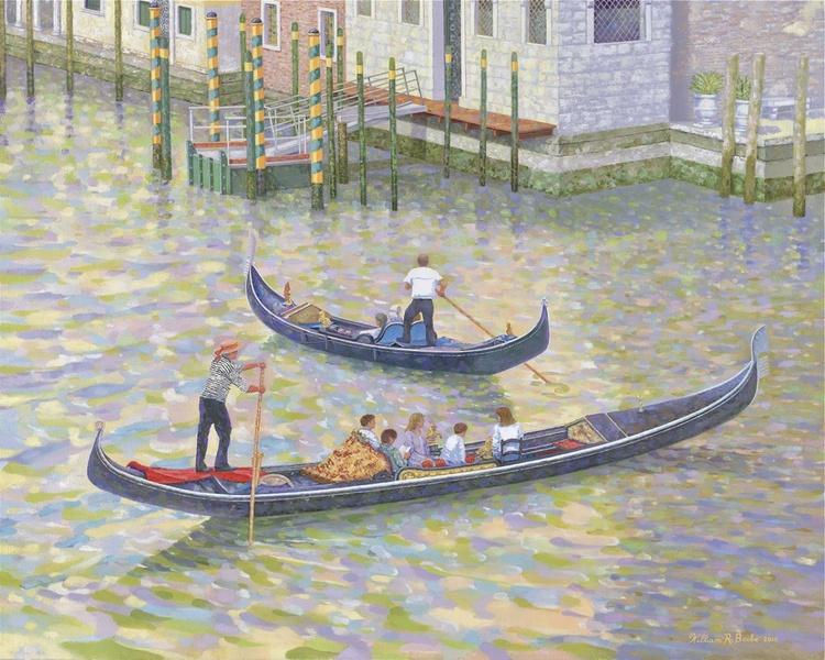 Venice by Gondola - Image 0