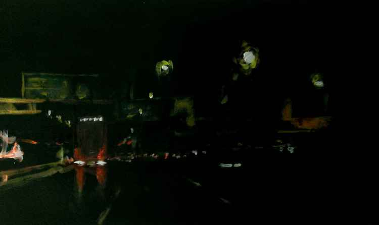 Urban Motorway Night No.2