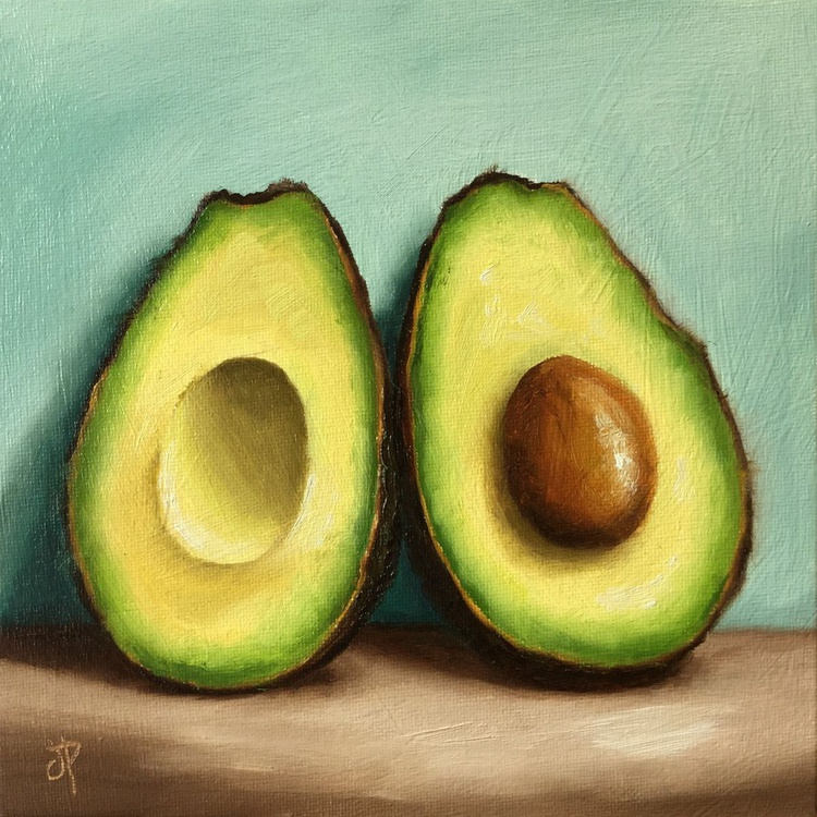 Avocado halves - Image 0