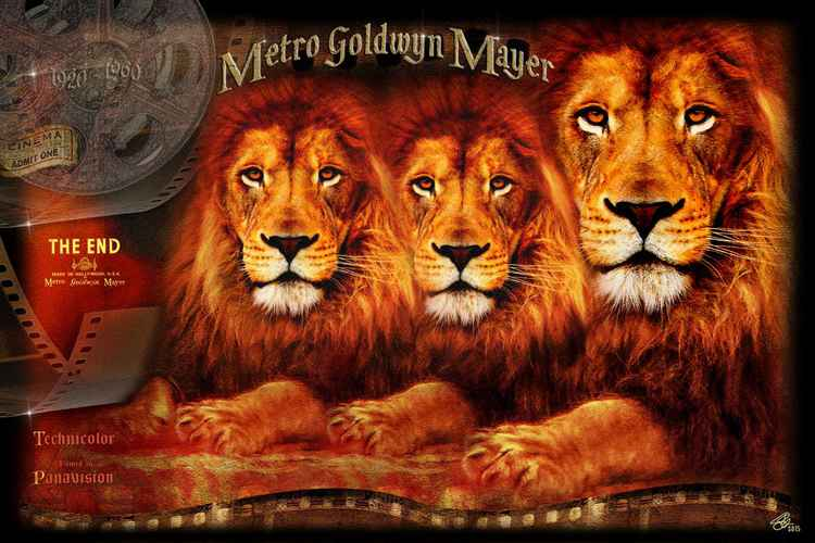 THE GOLDEN AGE, A TRIBUTE TO MGM -