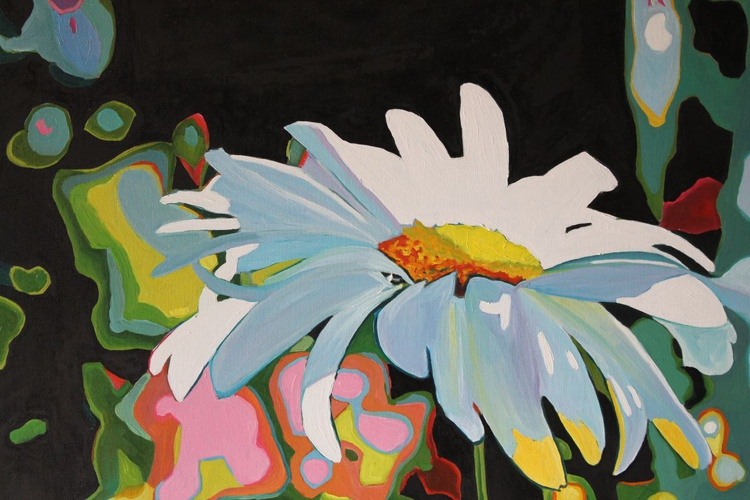 Sunlit Daisy - Image 0