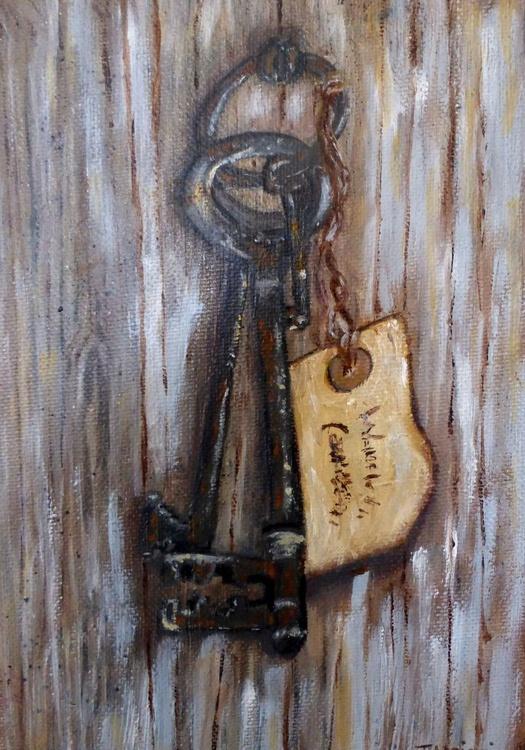 Old Keys - Image 0