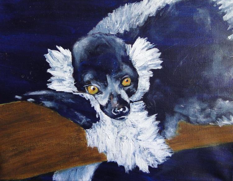 Sleepy Lemur - Image 0