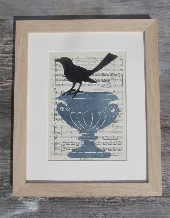 When a Blackbird lands - Image 0
