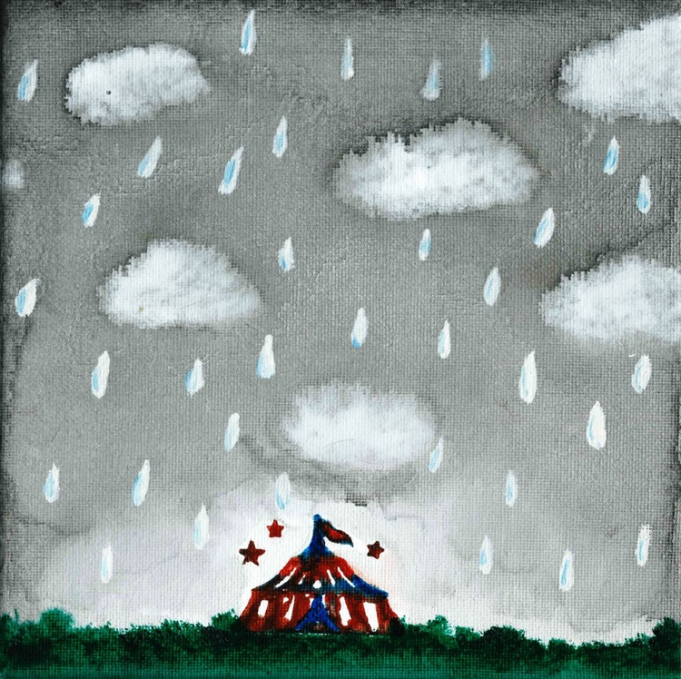 RAINY DAY -CIRCUS SERIES 4 OF 4 - Image 0