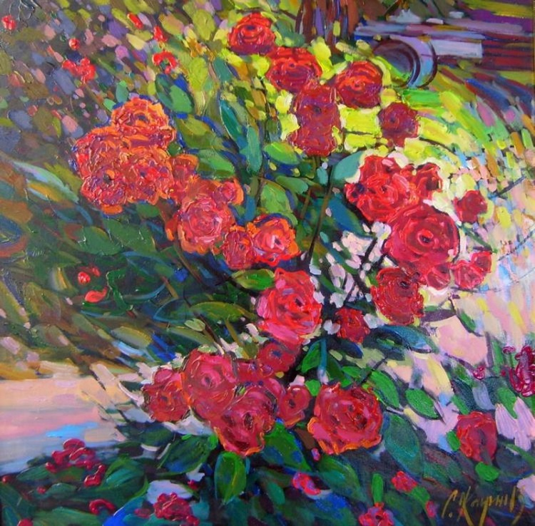 roses in the garden - Image 0