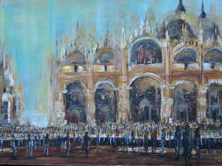 St Mark's Venice