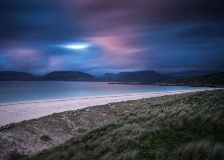 Luskentyre Dunes -