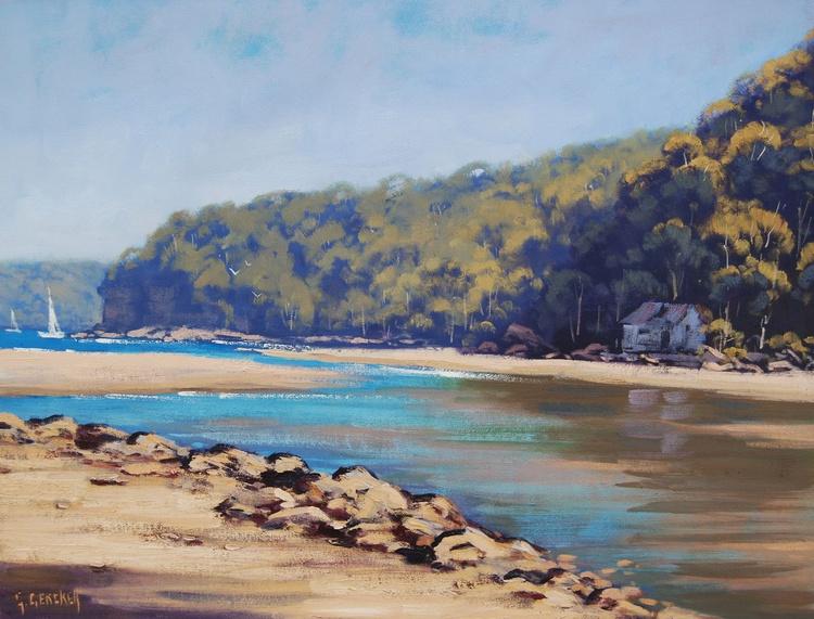 Summer Light Patonga Beach - Image 0