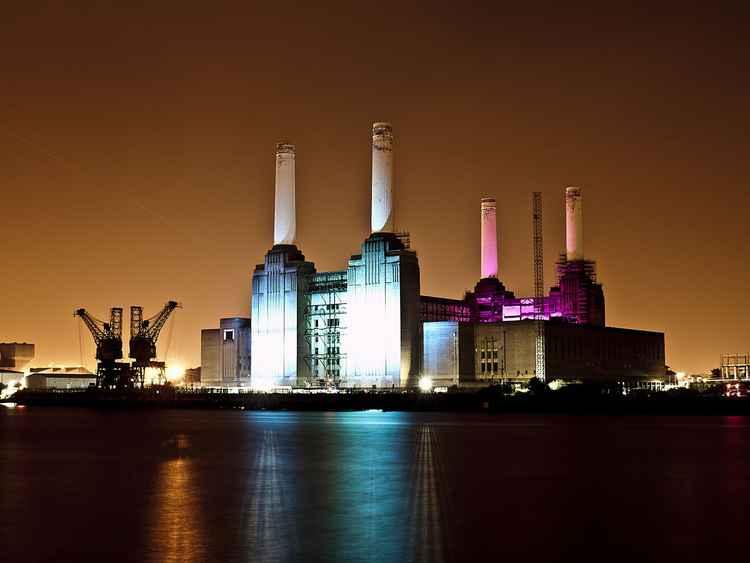 Battersea Power Station #3