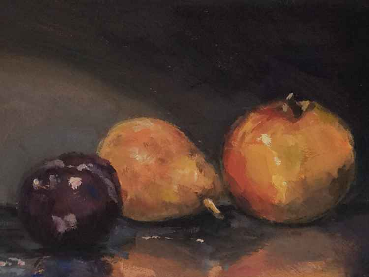 A Pair Of Pears 1