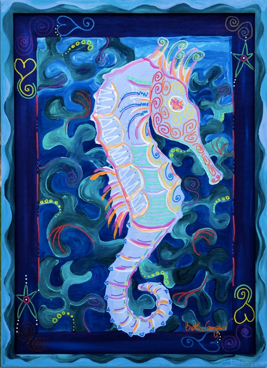 Carnival SeaHorse - Image 0