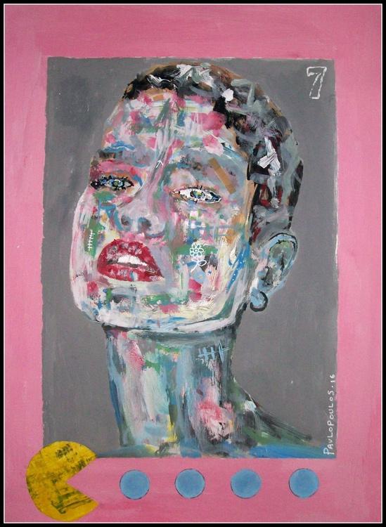 Woman Face No 7 - Image 0