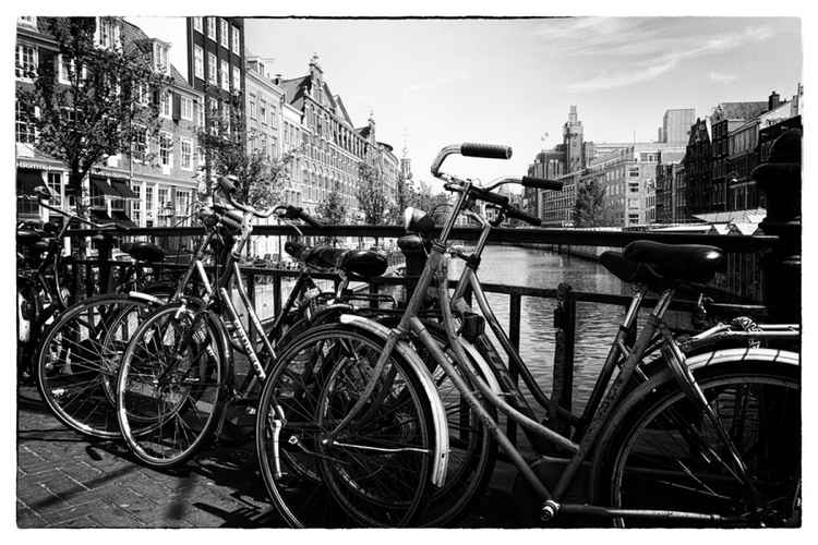 Canal Bikes -
