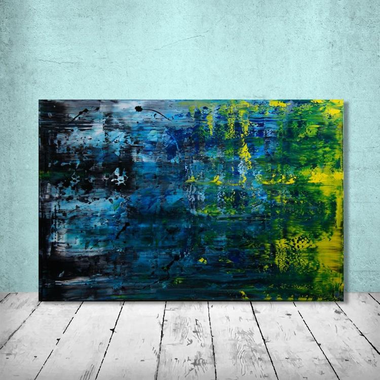 Floating II (120 x 80cm) - Image 0