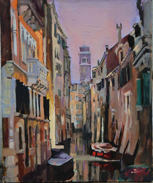 Venice Night - Image 0