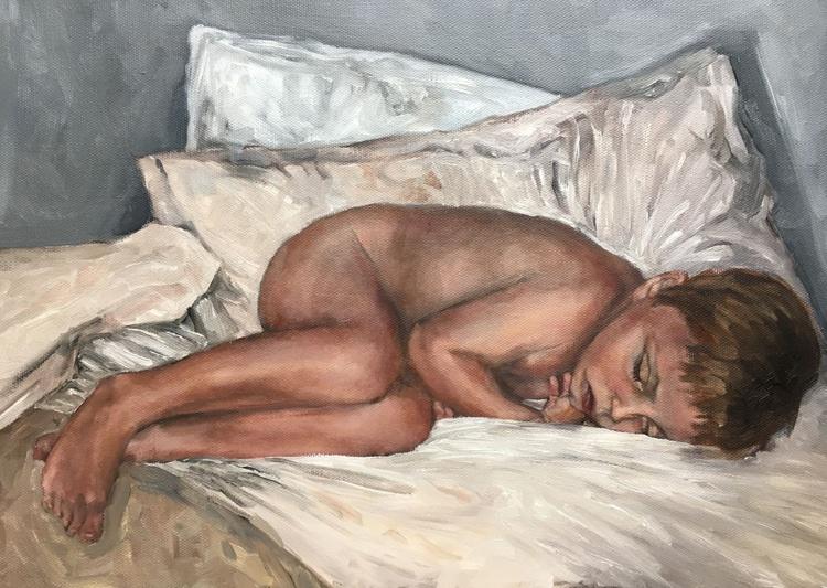 Boy Sleeping - Image 0