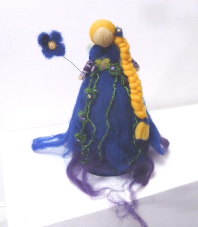 The Cornflower Fairy - Image 0