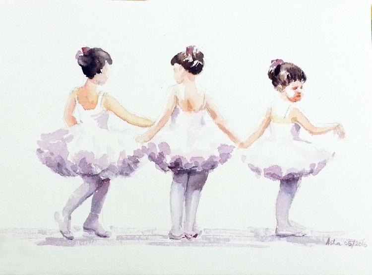 The Three Little Ballerinas-3 - Image 0