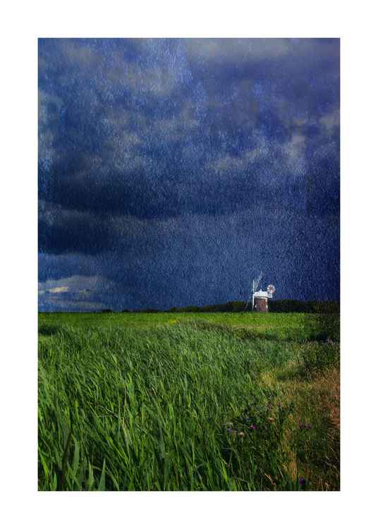 Cley-next-sea Windmill -