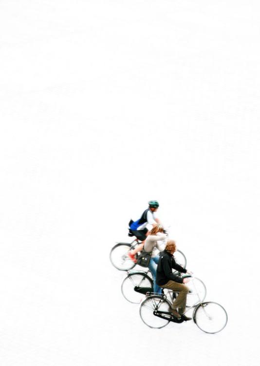 Berlin Cyclists - Image 0