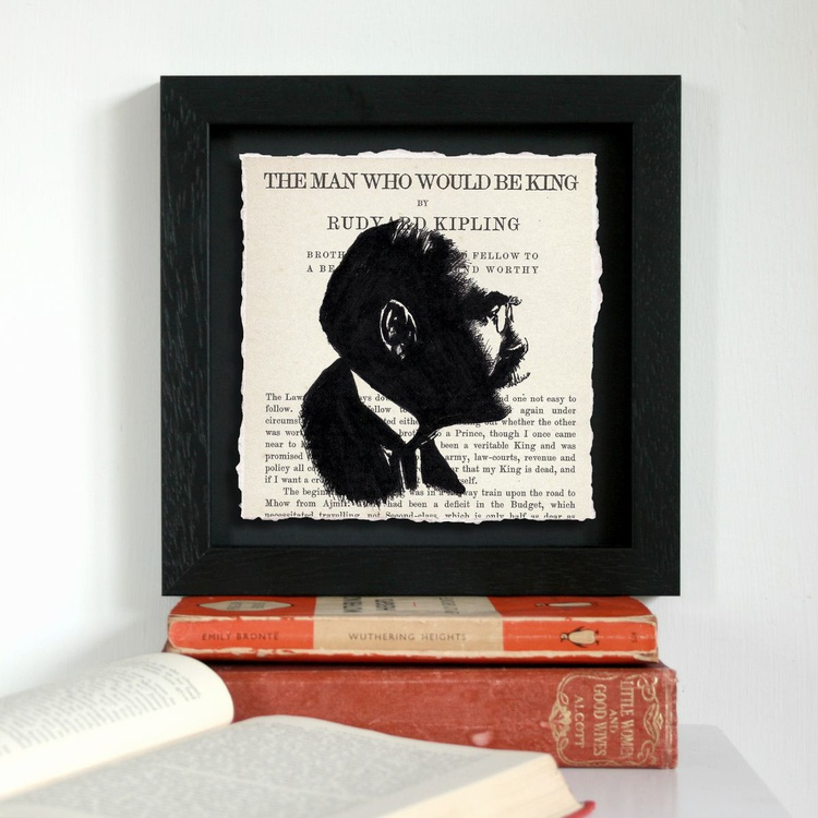 Kipling - The Man Who Would Be King - Image 0