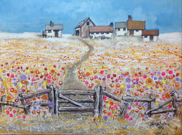 The gate to the farm - Image 0