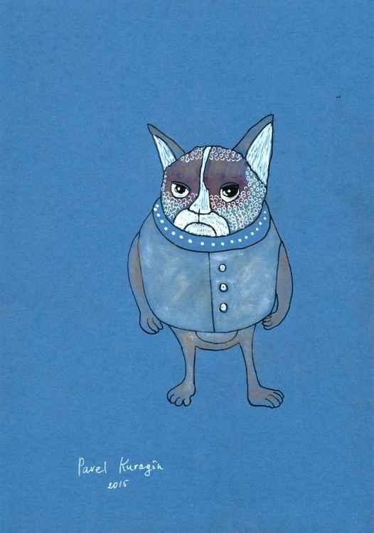 Sad cat -