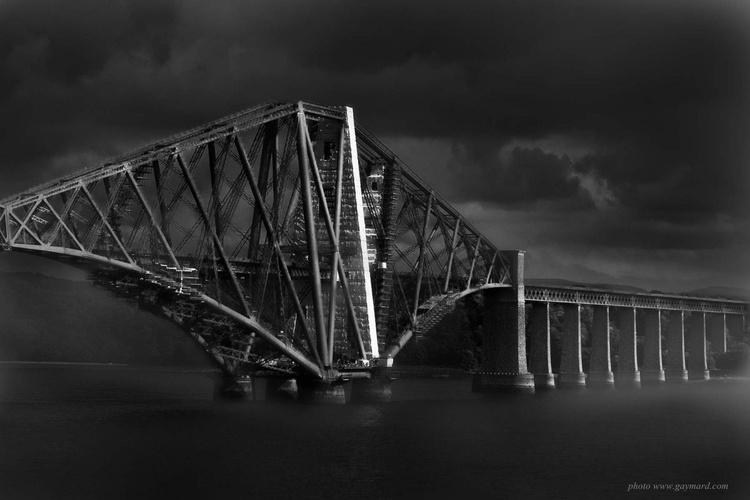 Forth of Firth rail bridge / Poster - Image 0