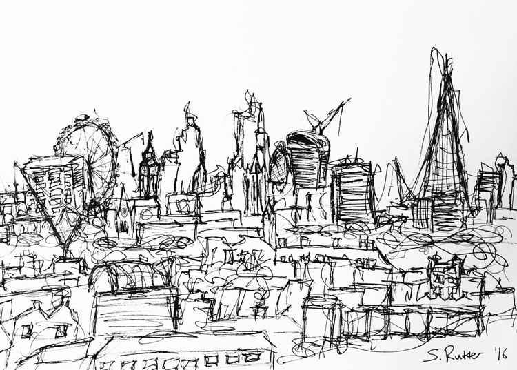 London Sketch -