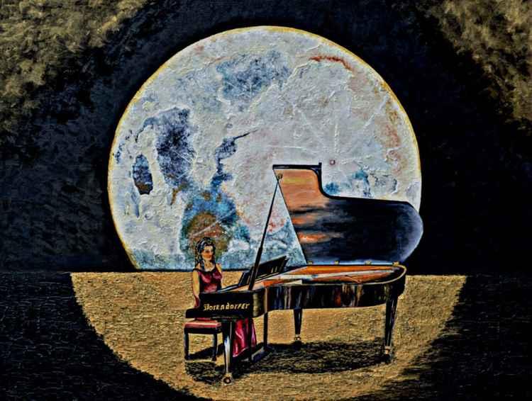 Lunar Recital -