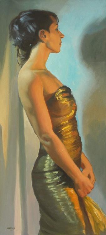 Gold Dress - Image 0