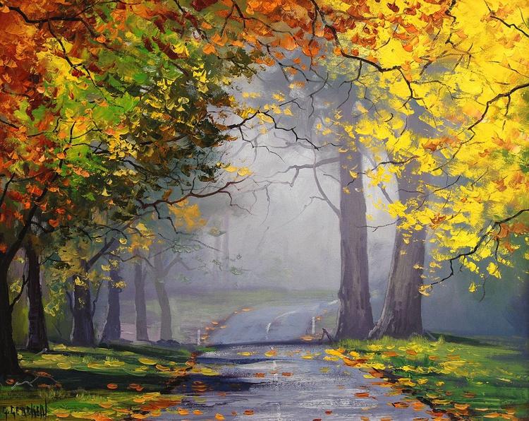 Autumn Splendor Mt Wilson - Image 0