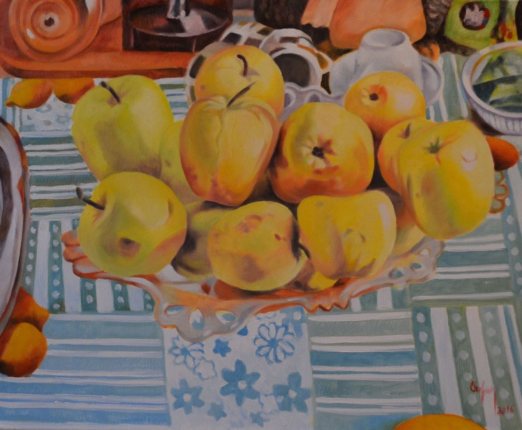 YELLOW APPELS - Image 0