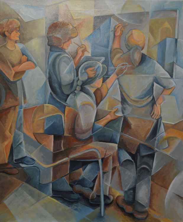 Art school -