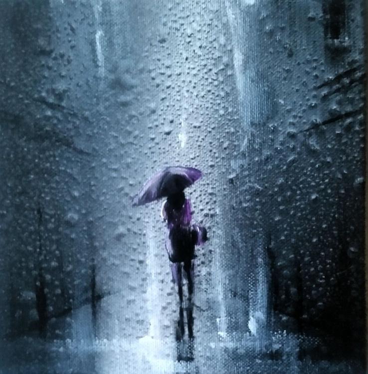 Lilac rain - Image 0