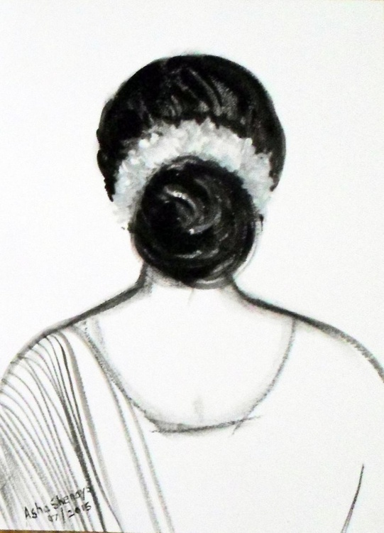 Indian hairstyle 2 - Image 0