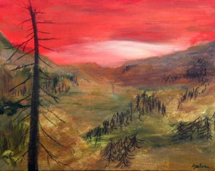 Burnedscape -