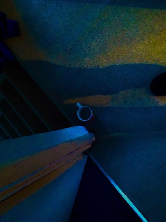 A Mug At Night - Image 0