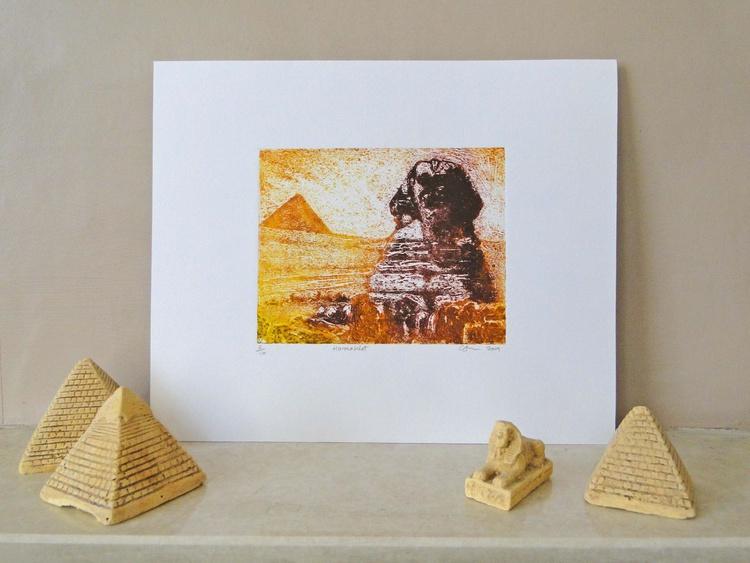 Hormakhet Sphinx - Image 0